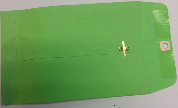 9X12 CLASP ENVELOPES BRIGHT LIME 10s